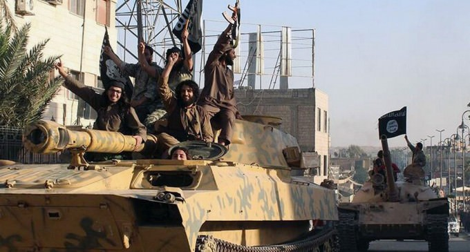 ISIS Contracts Ebola, Accidentally Tweets Location Of Syrian Safe Houses