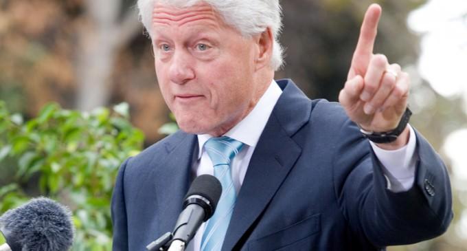Bill Clinton's Close Friendship With A Convicted Billionaire Pedophile