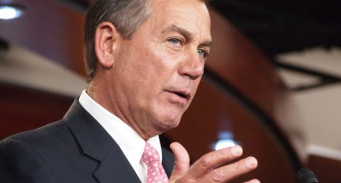 Boehner's Insider Trading Off Obamacare Stocks, As Legalized By Congress and Obama