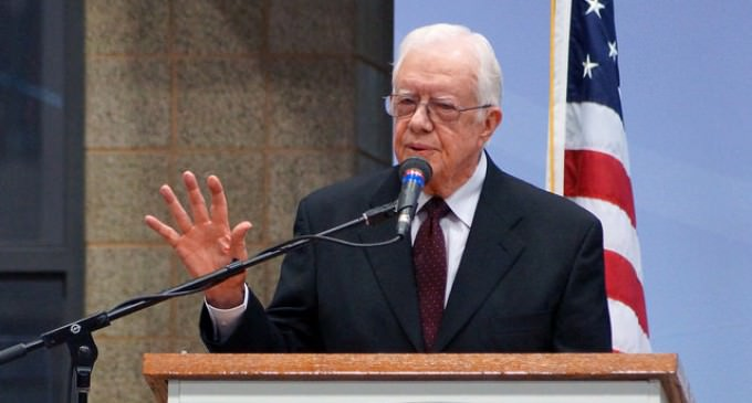 Jimmy Carter: Israel Is To Blame For Paris Terrorist Attacks