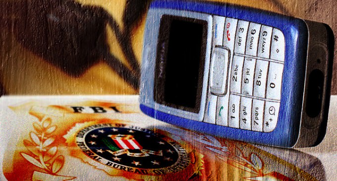 FBI: We Don´t Need A Search Warrant To Spy On Your Cell Phone Calls In Public Places
