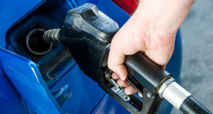 CALIFORNIANS NOW PAYING A 'GLOBAL WARMING' FEE ON GASOLINE