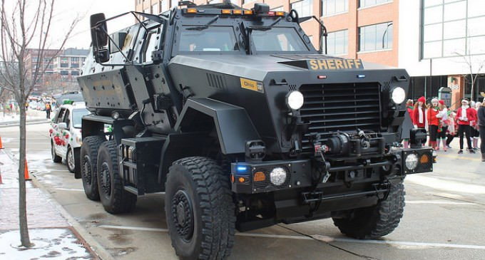 Tennessee Bill Would Prohibit Ownership And Use of Military Hardware By Law Enforcement Agencies