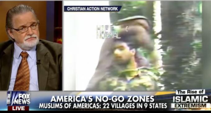 Muslim No-Go Zones Inside America