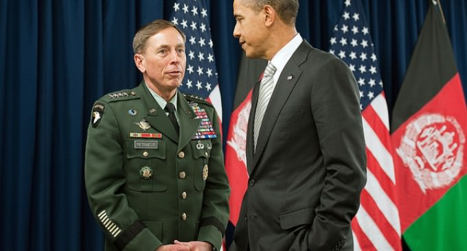 Rep. Gohmert: Obama Is Blackmailing General Petraeus Into Silence Over Benghazi