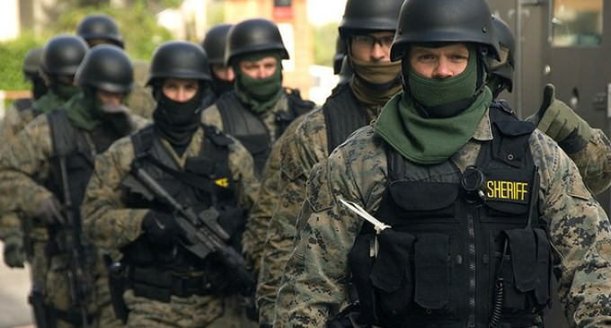 Creeping Federalism: Pilot Program For Federal Takeover of Local / State Law Enforcement