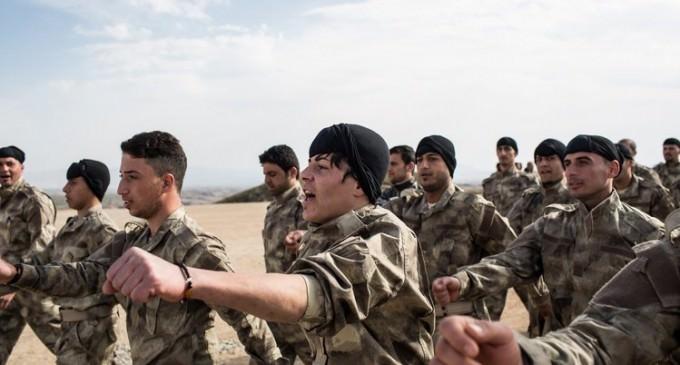 Iraqi Christian Militia Taking Up Arms Against Islamic State