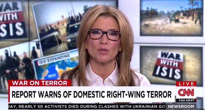 DHS Steps Up 'Right-Wing Terrorist' Propaganda