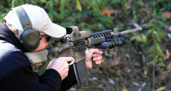 Obama Suppresses AR-15 Ownership By Banning Commonplace M855 Ammo