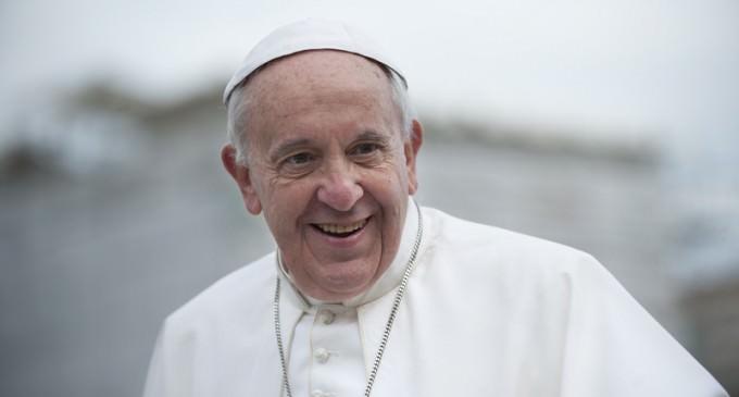 Catholic Congressman Boycotts Pope Francis