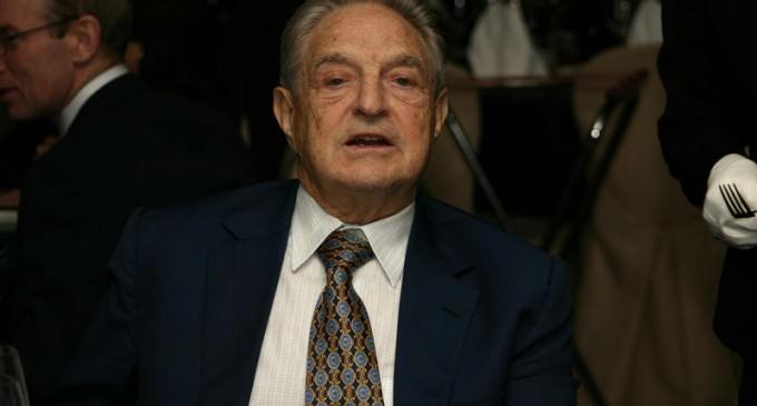 """Soros Claims Involvment in Migrant Crisis, """"National Borders Are the Obstacle"""""""