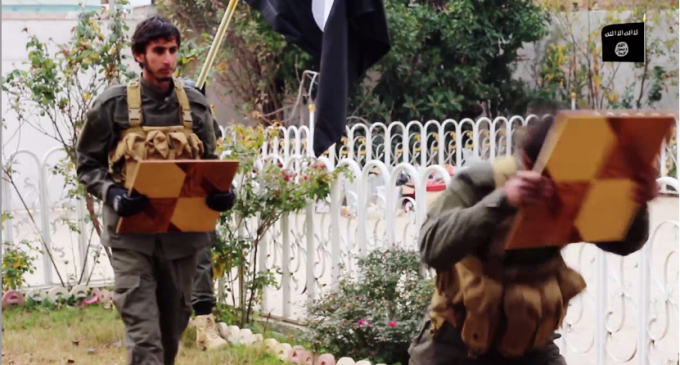 Unintended Comedy: ISIS Releases Training Video Of Their 'Special Forces'