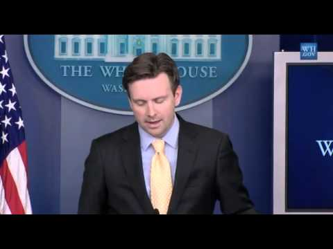 WH Spokesman Can't Explain Why Obama Thinks Climate Change is Worse Threat than Terrorism