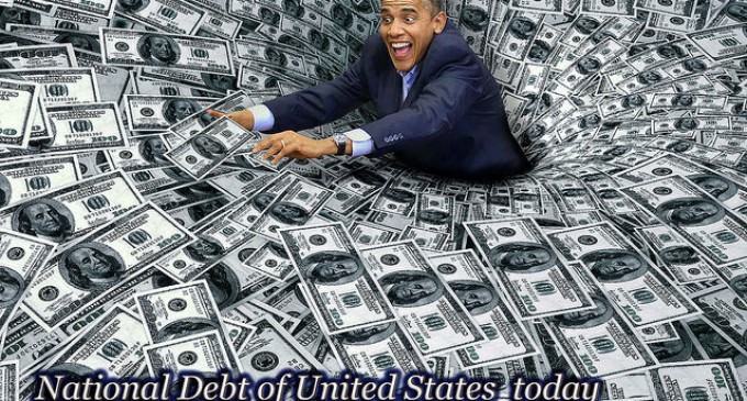 Obama Racks Up More In Deficits In His Six Years Than All Prior US Presidents COMBINED