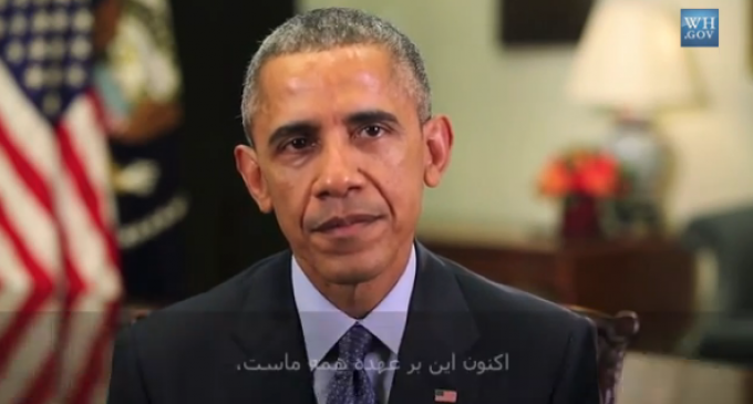 Obama Lies To Iranians: Ayatollah Khameini Issued Fatwa Against Development Of Nuclear Weapons