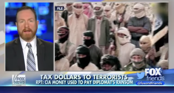 NY Times: CIA Sends Cash To The Terrorist Groups It Fights