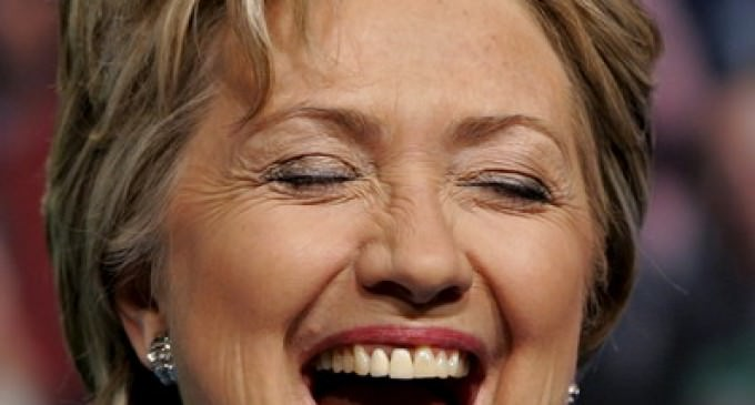 """Hillary's Enormous Wealth, while She Touts """"Middle Class"""""""