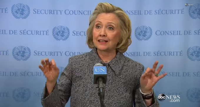 Hillary Deleted 32,000 Private Emails and Refuses To Turn Over Personal Server