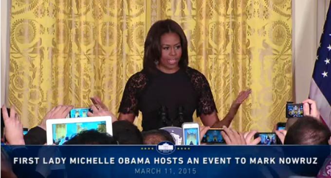 Michelle Obama Hosts Iranian Holiday Celebration At The White House