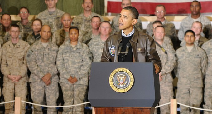 Obama Signs Onto 20% Military Retirement Pay Cut