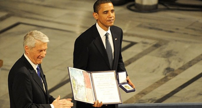 Nobel Committee Regrets Giving Obama the Peace Prize