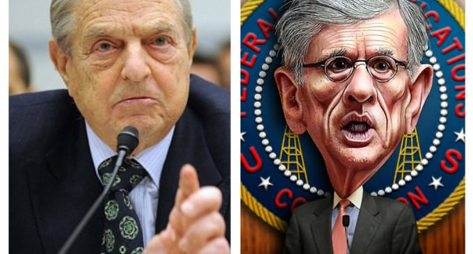 New FCC Internet Regulations Repeatedly Cites Soros-Backed Group, Marxist Group