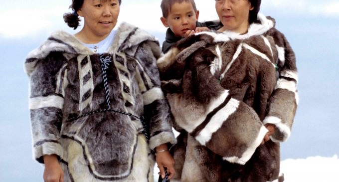 Inuit Elders: Global Warming Isn't The Problem With The Weather, The Earth Has Shifted
