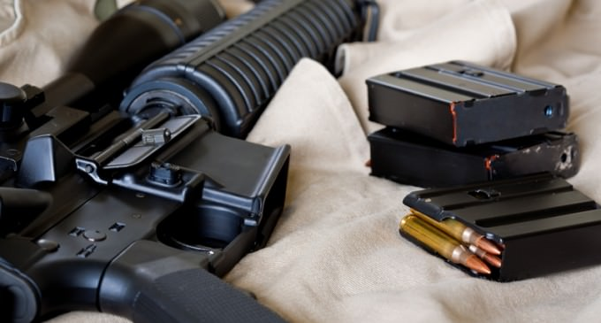 DHS Set To Buy 62 Million More Rounds Of AR-15 Ammo