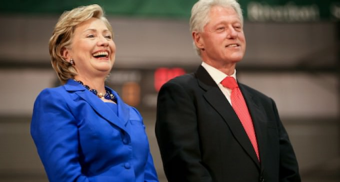 46 and Counting… The Clinton Deaths