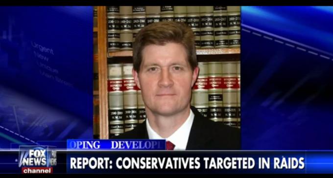 Wisconsin DA Organized Home Raids On Conservatives