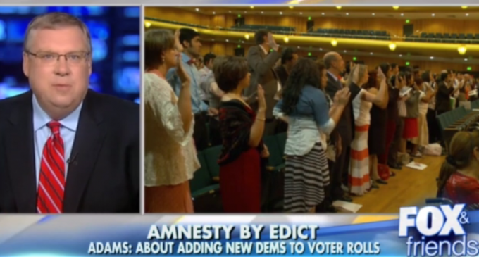 DHS Working Overtime To Classify Immigrants As Citizens In Time For 2016 Elections