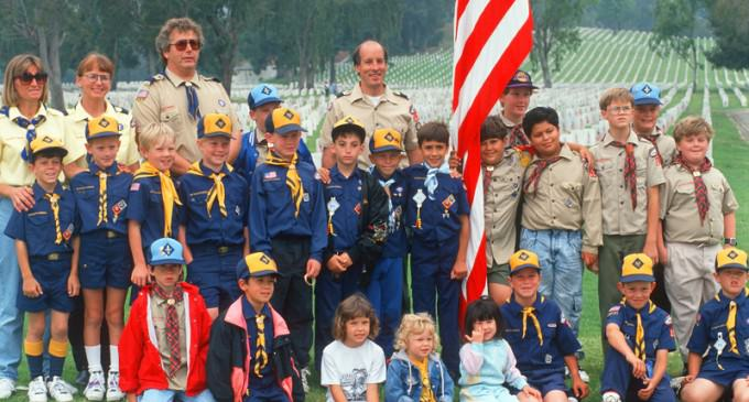Boy Scouts To Allow Gay Scout Leaders and Ban Water Gun Play, Girl Scouts Allows Transgenders