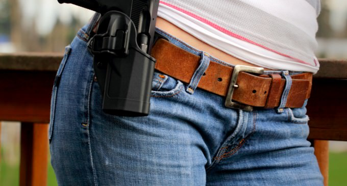 Texas Open Carry Bill Passes Legislature, Heads To Governor's Desk