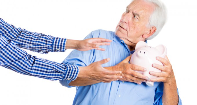 Top Economist: The Government Is Preparing To Seize 401(K) Pensions