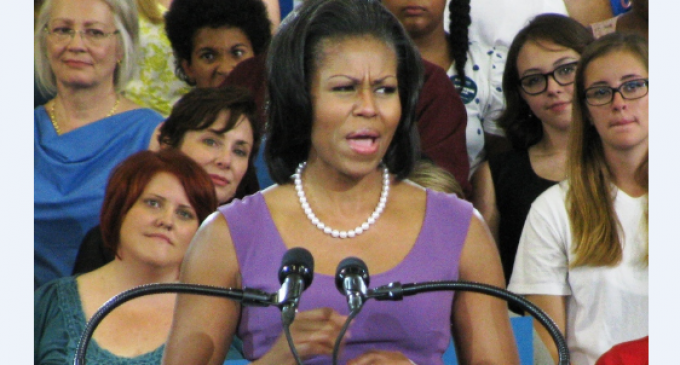 Michelle Obama Announces Her Intentions For White House Run