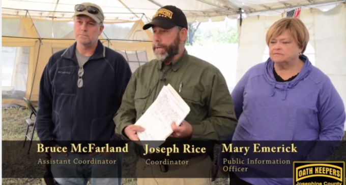 Oath Keepers Reveal Massive Corruption, Destruction of Property and Cover-Up By BLM Over Sugar Pine Mine