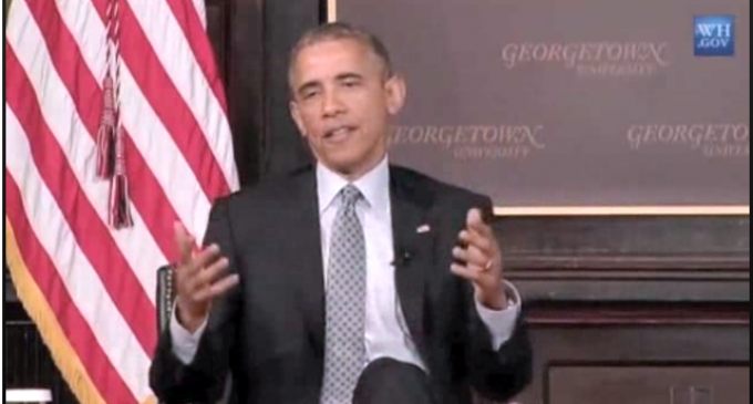 """Obama On Fox News: """"We're Going To Have To Change How The Media Reports"""""""