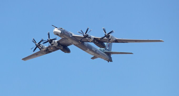 Obama Permits 2 Russian Bombers To Intrude On U.S. Airspace Unaccompanied