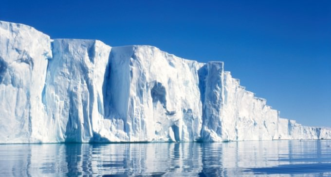 NASA: Polar Ice Hasn't Receded Since 1979