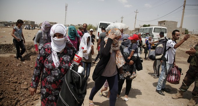 Mexico To Begin Taking In Syrian Refugees