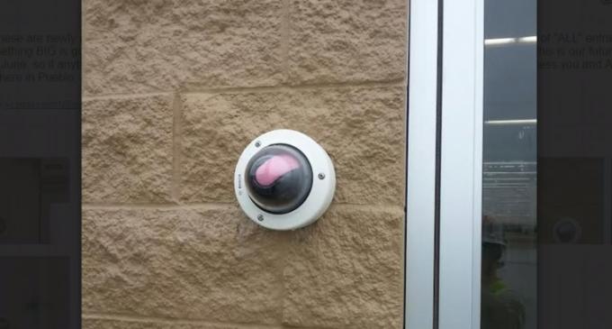 WalMart's Intelligent, Advanced Facial Recognition Cameras