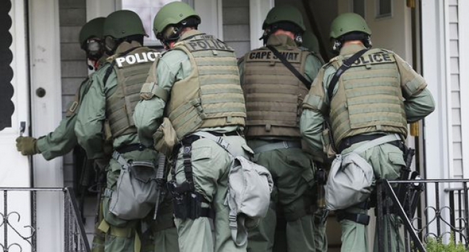 Supreme Court Says Cops Can Enter Home Without Warrant