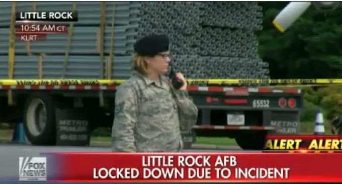 Shooting at Air Force base in Arkansas, at Least 2 Injured