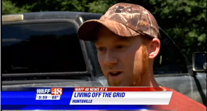 City of Huntsville Sues Veteran For Trying To Live 'Off The Grid'