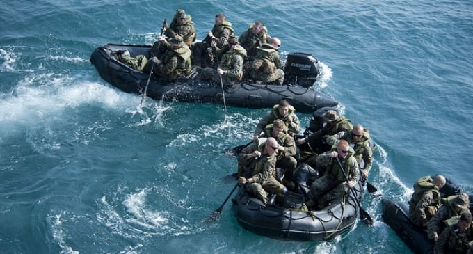Marines May Have To Deploy On Foreign Ships Due To Deteriorating US Navy