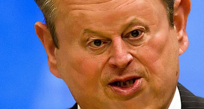 Gore Training Climate Change Zombie Army