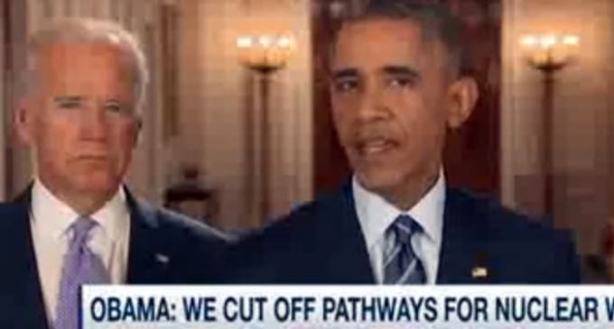 Obama: Trust Me. Iran Will Never Get Nuclear Weapons