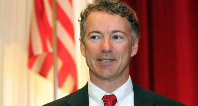 Rand Paul Has a Plan For Federal Land Management