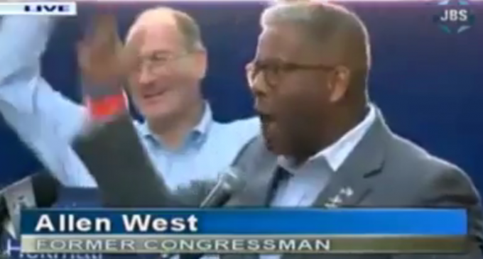 Allen West Completely Obliterates Obama Over Iran Deal