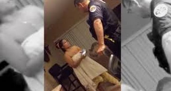 AZ Police Enter Home, Uninvited, Arrest Naked Woman – Never Charge Her